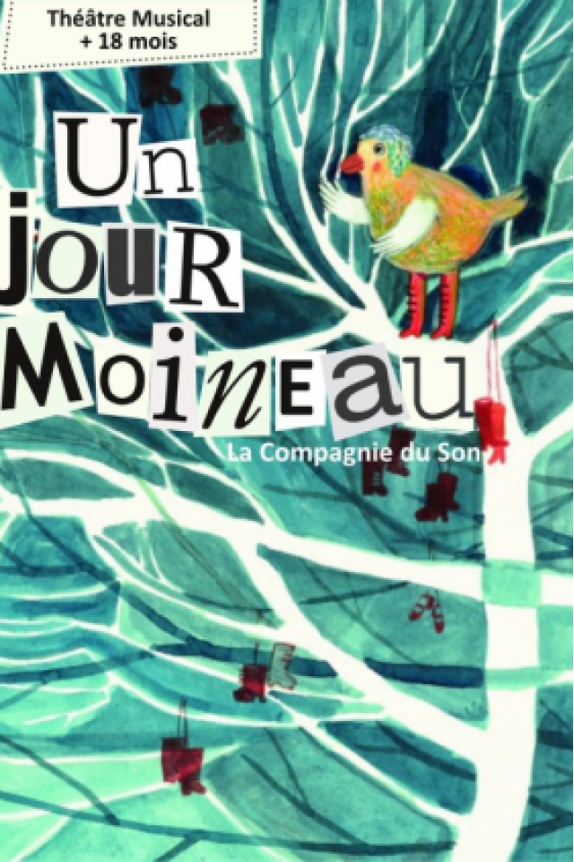 UN JOUR MOINEAU @ Espace Culturel Robert Hossein - Merville