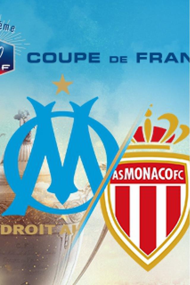 Olympique de Marseille - AS Monaco @ Orange Vélodrome - Marseille