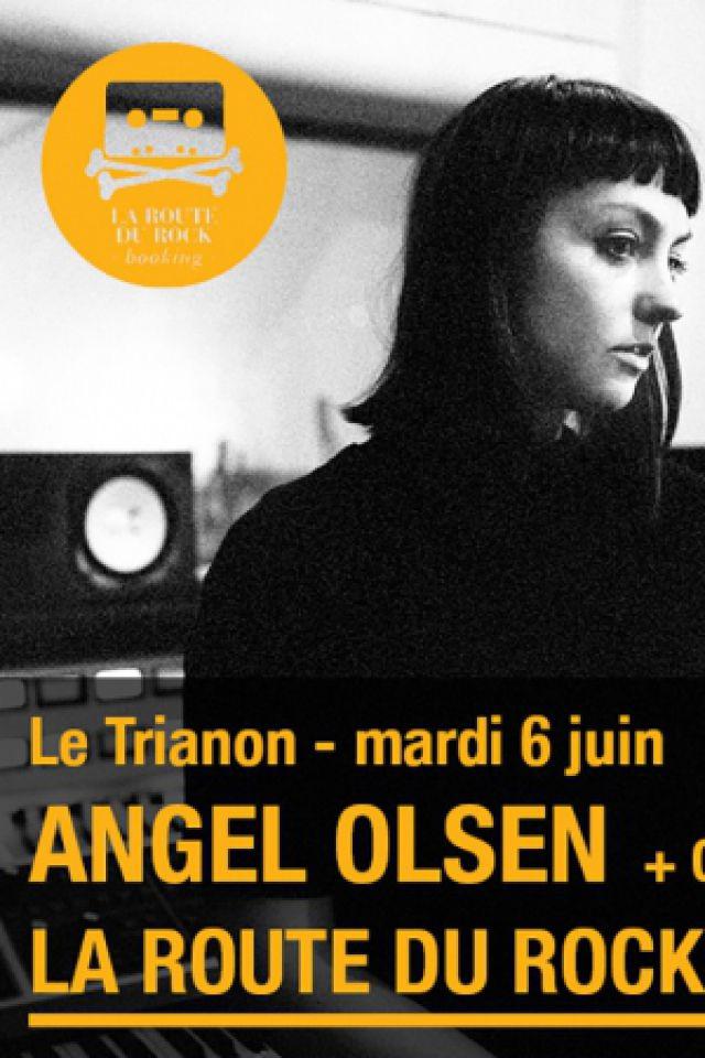 Concert Angel Olsen + Chris Cohen - Le Trianon à Paris - Billets & Places