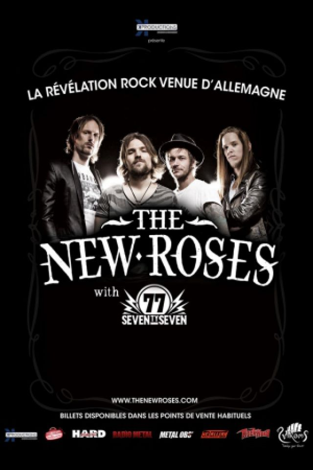 Concert THE NEW ROSES  + 77