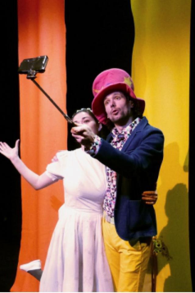 Alice au Pays des Merveilles - Dès 5 ans - 50mn @ Acte 2 Théâtre - LYON