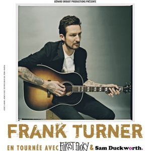 Concert FRANK TURNER & THE SLEEPING SOULS