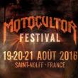 MOTOCULTOR FESTIVAL - PASS DIMANCHE 21 AOÛT 2016 À 11H00