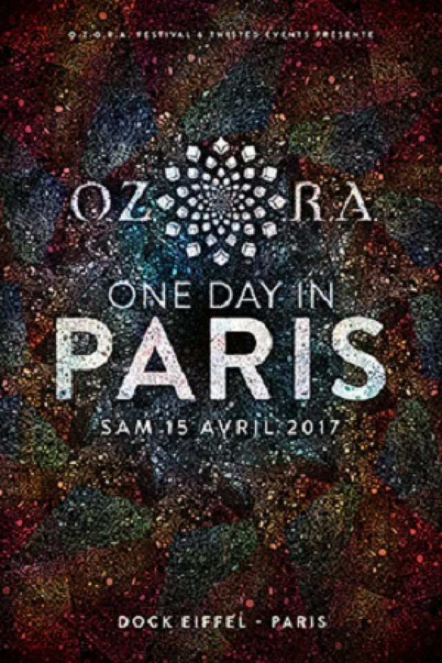 Soirée Ozora one day in Paris