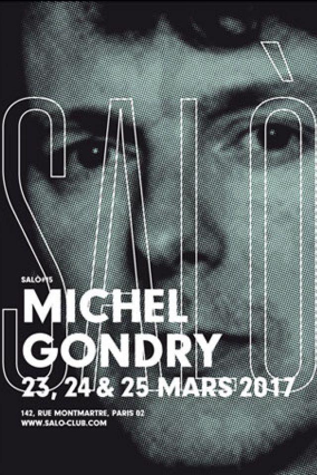 Billets SALÒ #15 : Michel Gondry / radiooooo - SALÒ