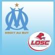 Match OLYMPIQUE DE MARSEILLE - LOSC Lille