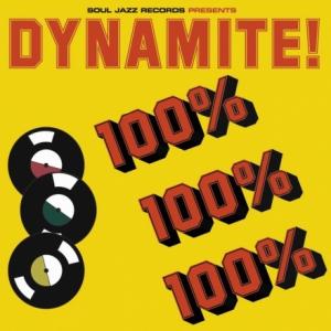 Soir�e 100% DYNAMITE ! New Edition by SOUL JAZZ RECORDS