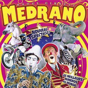 Spectacle Medrano - Festival International du Cirque à CAHORS