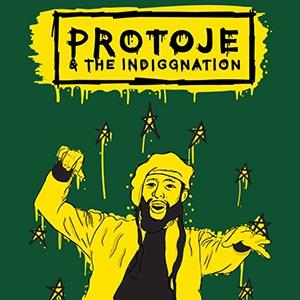 Concert PROTOJE & THE INDIGGNATION + The Sunvizors