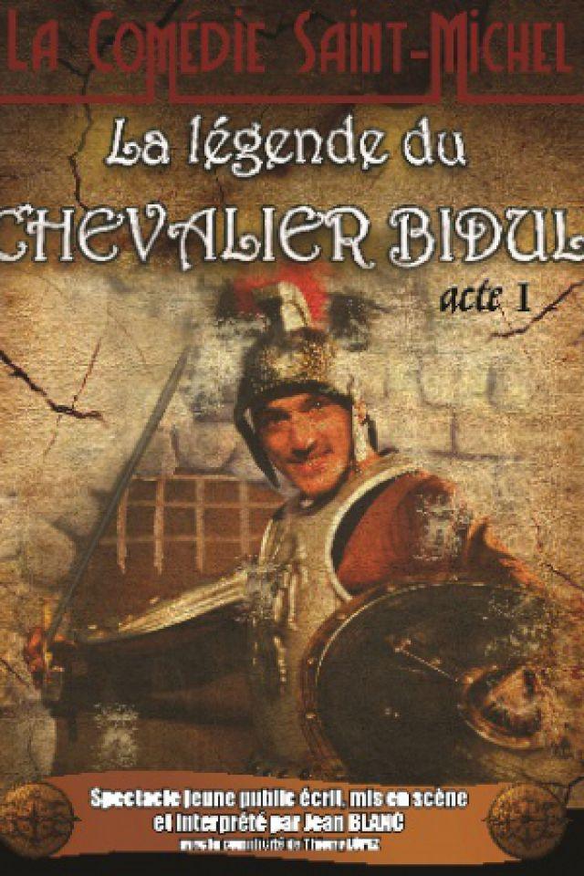 La Légende du chevalier Bidul @ La Comédie Saint Michel - Petite salle - PARIS