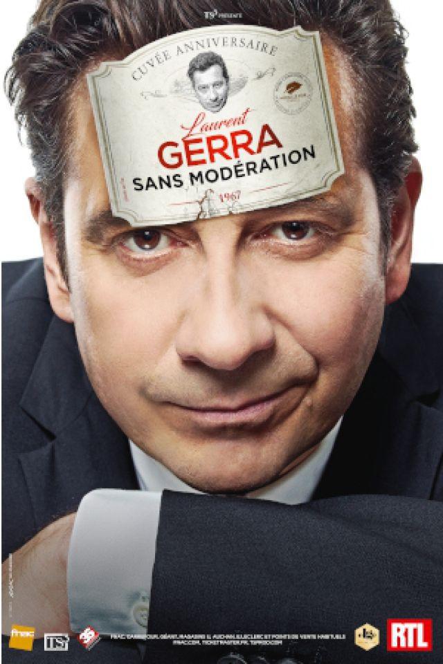 Laurent GERRA @ Parc des Expositions - Chalon sur Saône