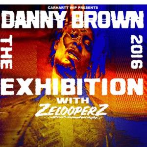 Concert DANNY BROWN LIVE AU YOYO