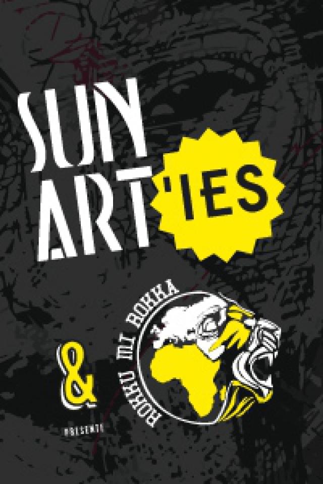 Concert SUN ART'ies avec THE AFROROCKERZ/ BOUCAN CLAN / YANCOUBA DIEBATE à Marseille @ Espace Julien - Billets & Places