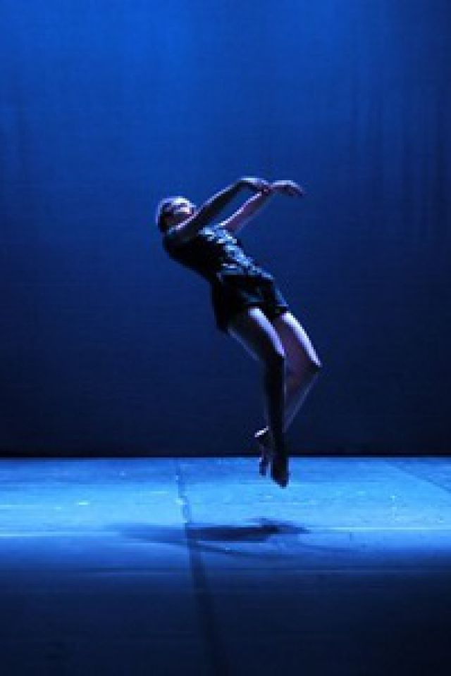 Cie 14 :20 - Wade In The Water @ Centre des arts  - ENGHIEN LES BAINS