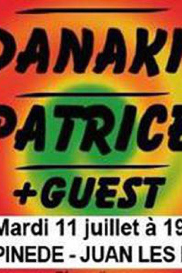 BIG REGGAE FESTIVAL 2017 // PATRICE + DANAKIL + GUEST @ La Pinède Gould  - Antibes Juan les Pins
