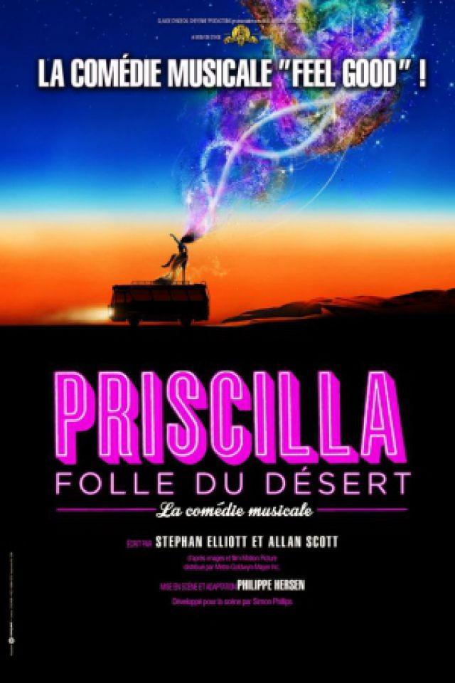 PRISCILLA FOLLE DU DESERT @ BREST ARENA - BREST