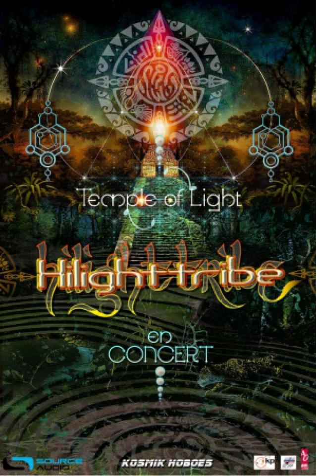 Concert HILIGHT TRIBE à VOUNEUIL SOUS BIARD @ salle culturelle R2B - Billets & Places