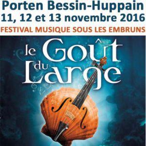 URBAN FOLK QUARTET @ Place Gaudin - Sous chapiteau - PORT EN BESSIN HUPPAIN