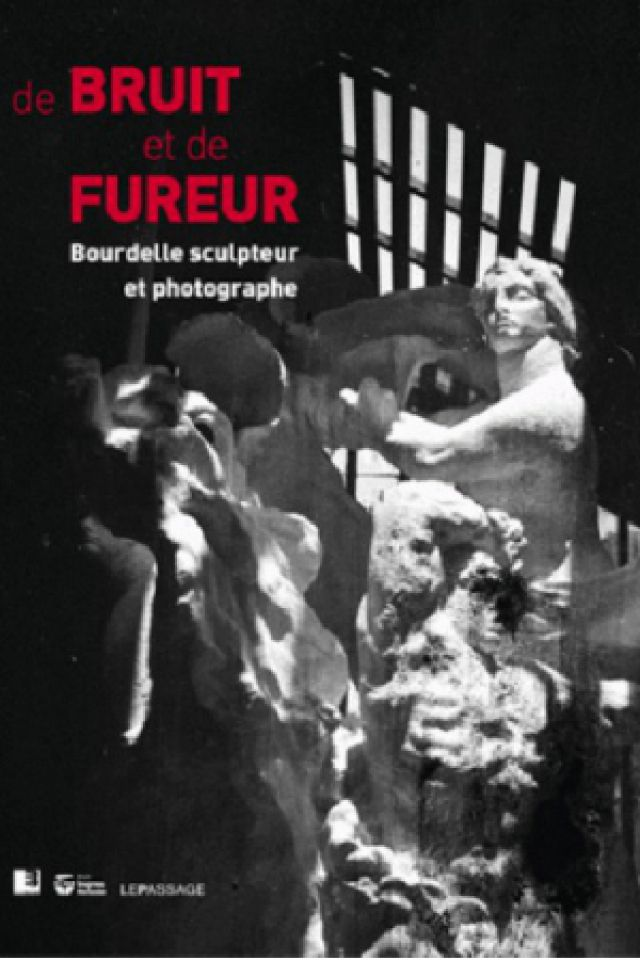 De bruit et de fureur, Bourdelle sculpteur et photographe @ Musée Bourdelle - PARIS