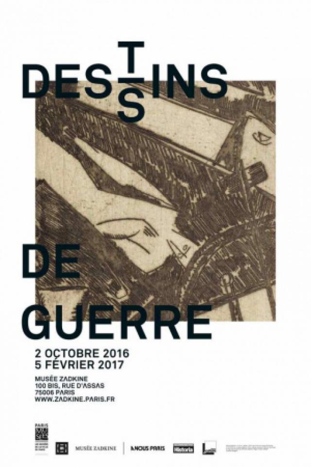 Destins de guerre @ Musée Zadkine - PARIS
