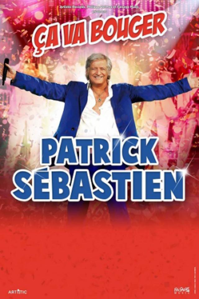 PATRICK SEBASTIEN @ Théâtre Sébastopol - LILLE