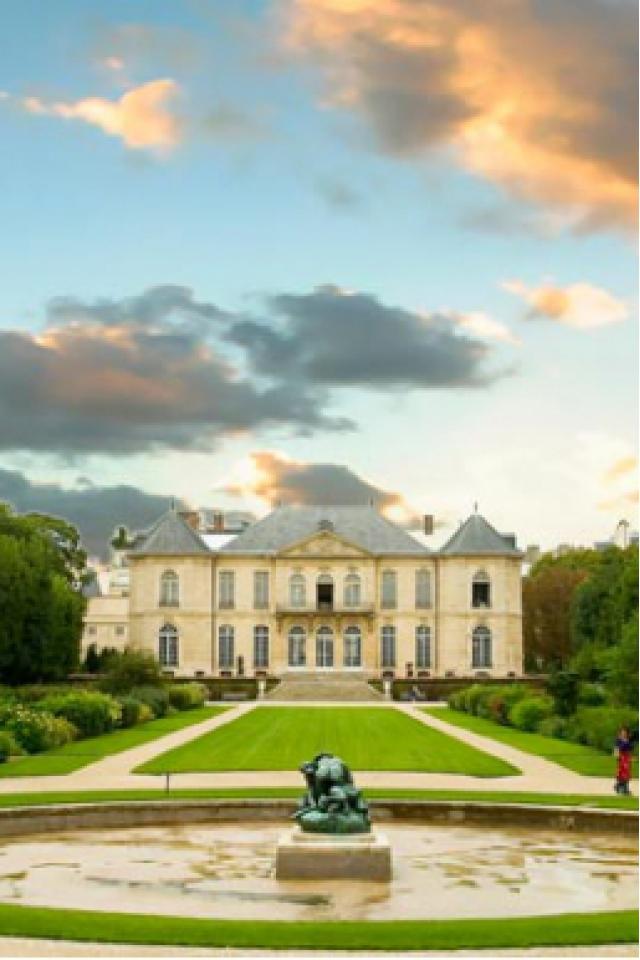 Musée Rodin - Entrée @ Musée Rodin - PARIS