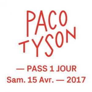 FESTIVAL PACO TYSON - NUIT 2 @ Site Chantrerie-Grandes Ecoles - NANTES