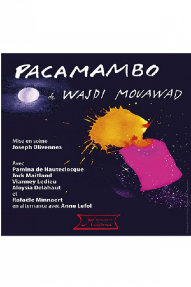 Pacamambo @ Essaïon Théâtre - Paris