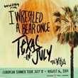 Concert IWABO + TEXAS IN JULY + VITJA + EARLY SEASONS