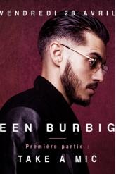 Concert DEEN BURBIGO, TAKE A MIC