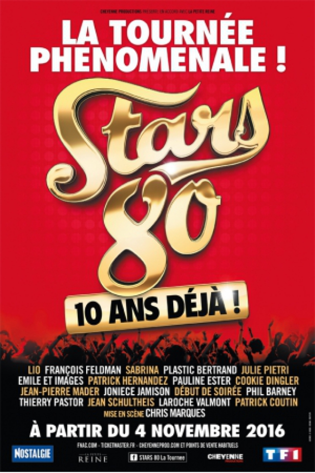 STARS 80 @ ARENA - Montpellier