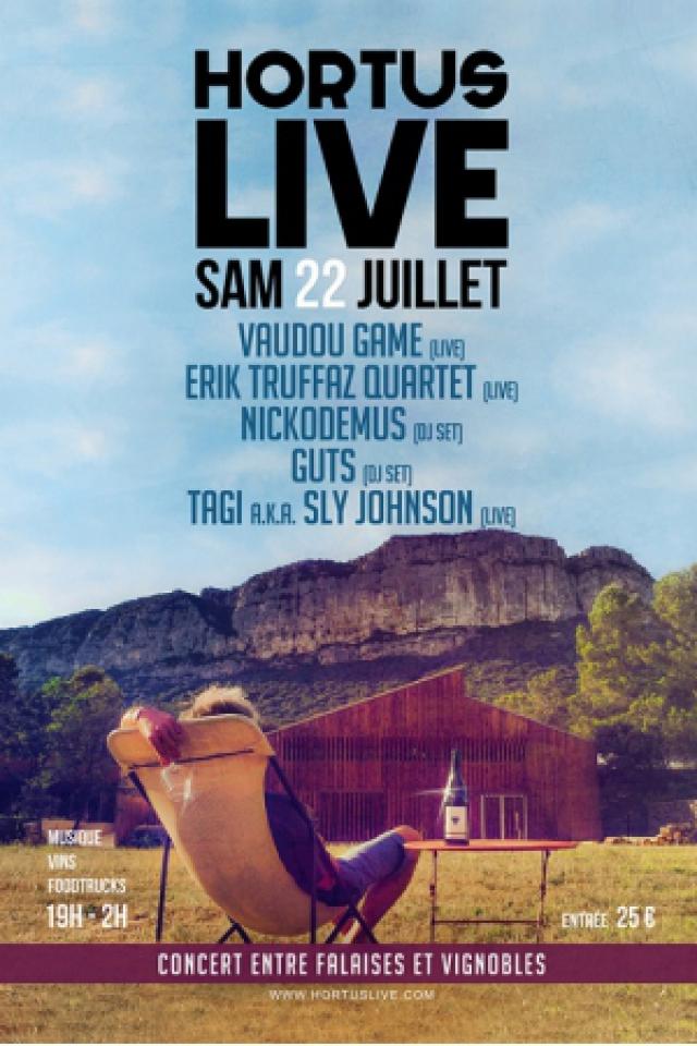 Hortus Live 2017 @ Domaine de l'Hortus - VALFLAUNÈS