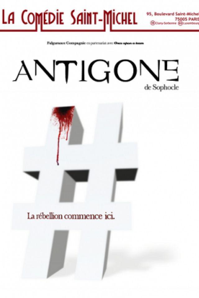 ANTIGONE @ La Comédie Saint Michel - Grande salle - PARIS