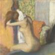Exposition Degas et le Nu