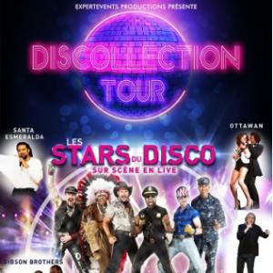 Concert DISCOLLECTION TOUR