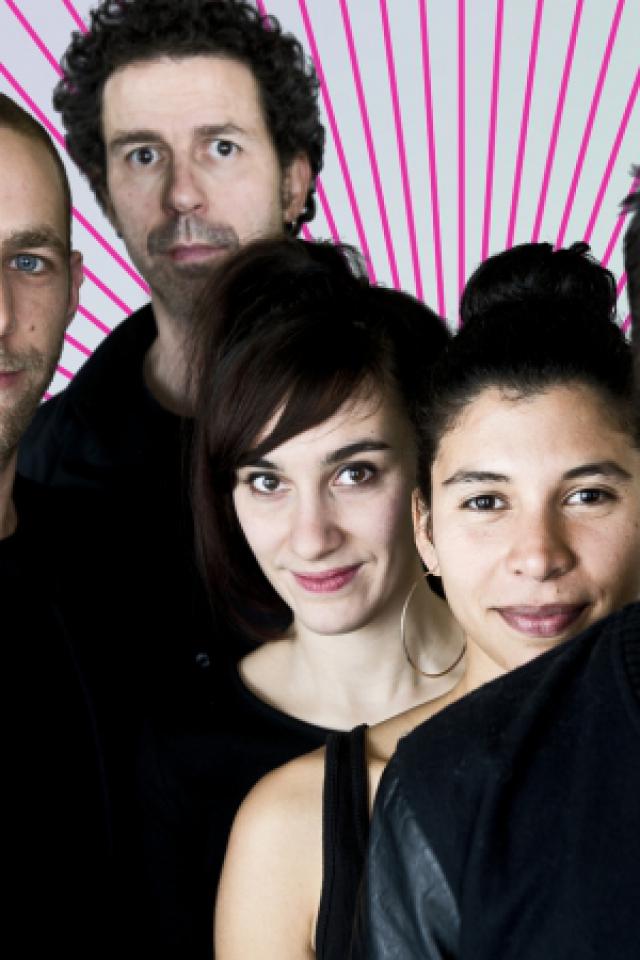 PIXVAE + LA DAME BLANCHE  - LA PRESQU'ILE @ LA PRESQU'ILE / SMAC 07 - ANNONAY