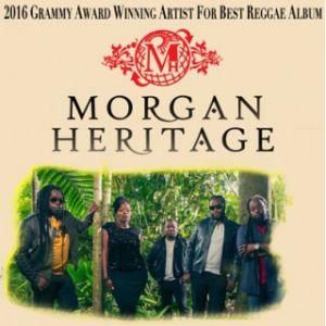 Concert MORGAN HERITAGE + GUEST