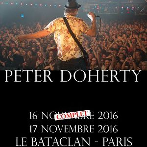 Concert PETER DOHERTY