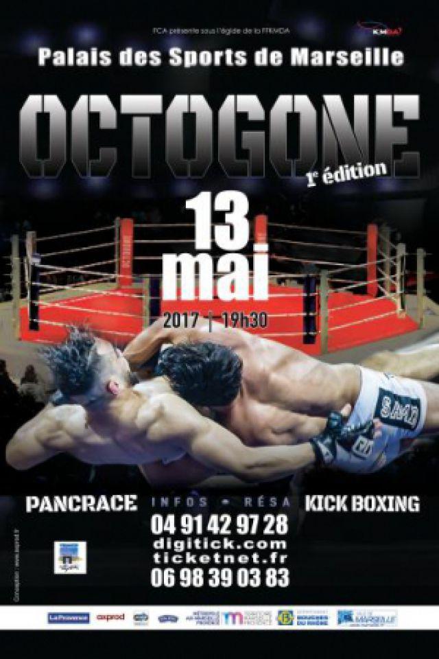 OCTOGONE à Marseille @ Palais des Sports - Billets & Places