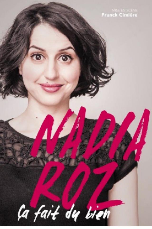 Nadia Roz dans ça fait du bien @ Théâtre Trévise - Paris