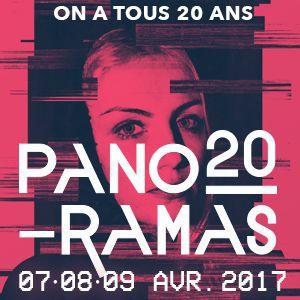Festival panoramas#20 - PASS DEUX JOURS @ Parc des Expositions - Morlaix