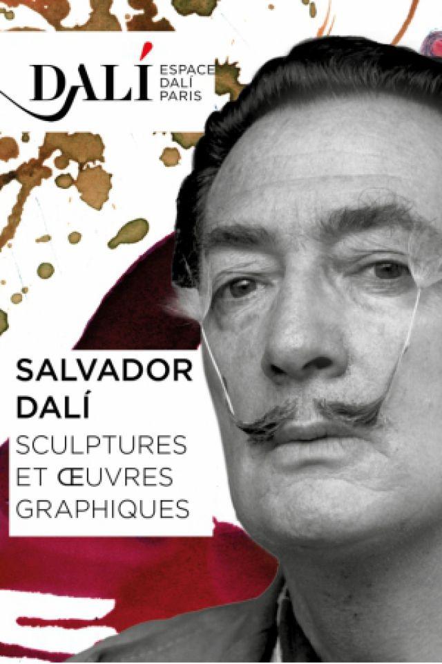 VISITE DE L'ESPACE DALI - COLLECTION PERMANENTE @ Espace Dalí - PARIS