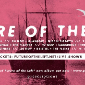 Concert FUTURE OF THE LEFT