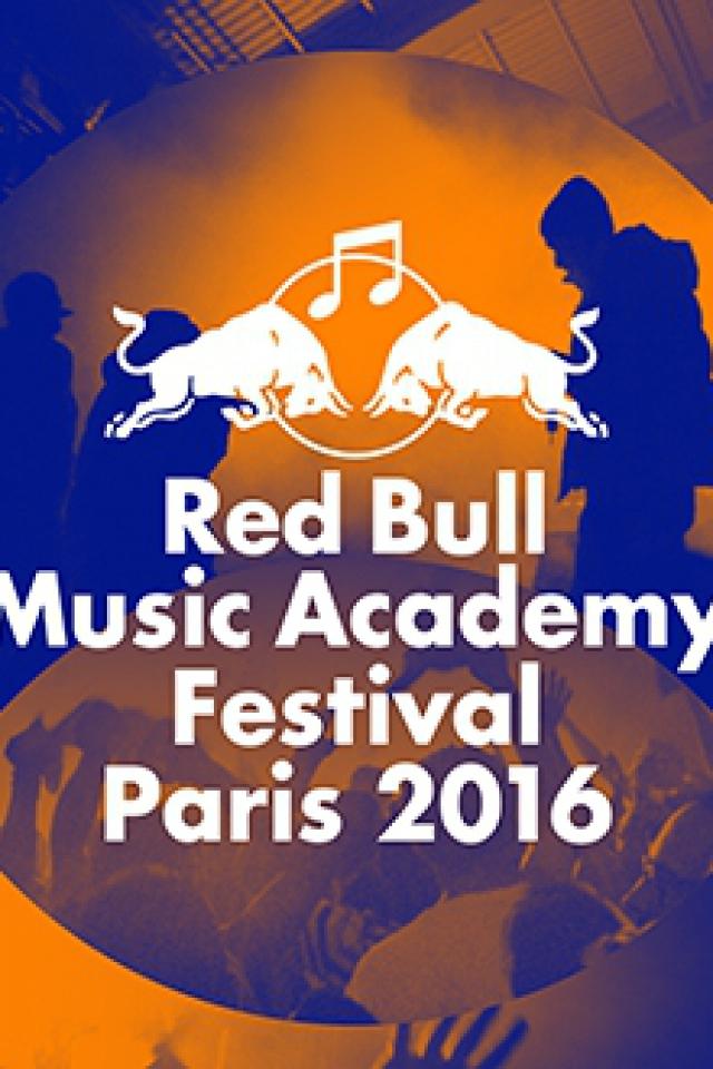 RBMA Festival Paris : Rap, beats & rhymes  @ La Cigale - Paris