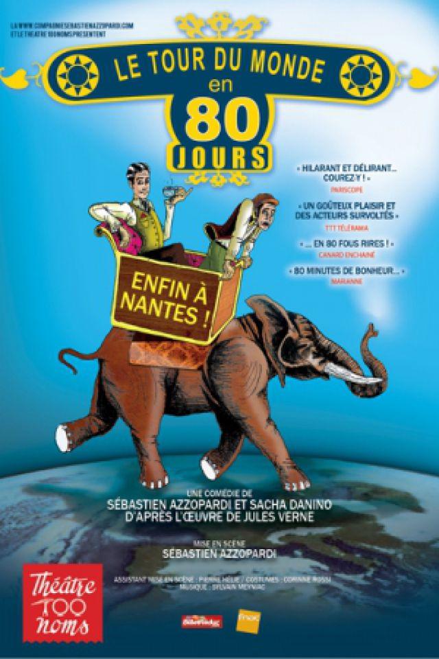 LE TOUR DU MONDE @ THEATRE 100 NOMS - NANTES