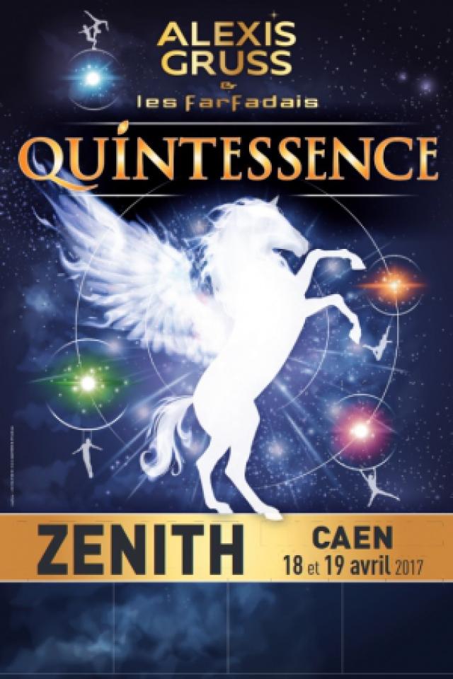 QUINTESSENCE @ Zénith de Caen - CAEN