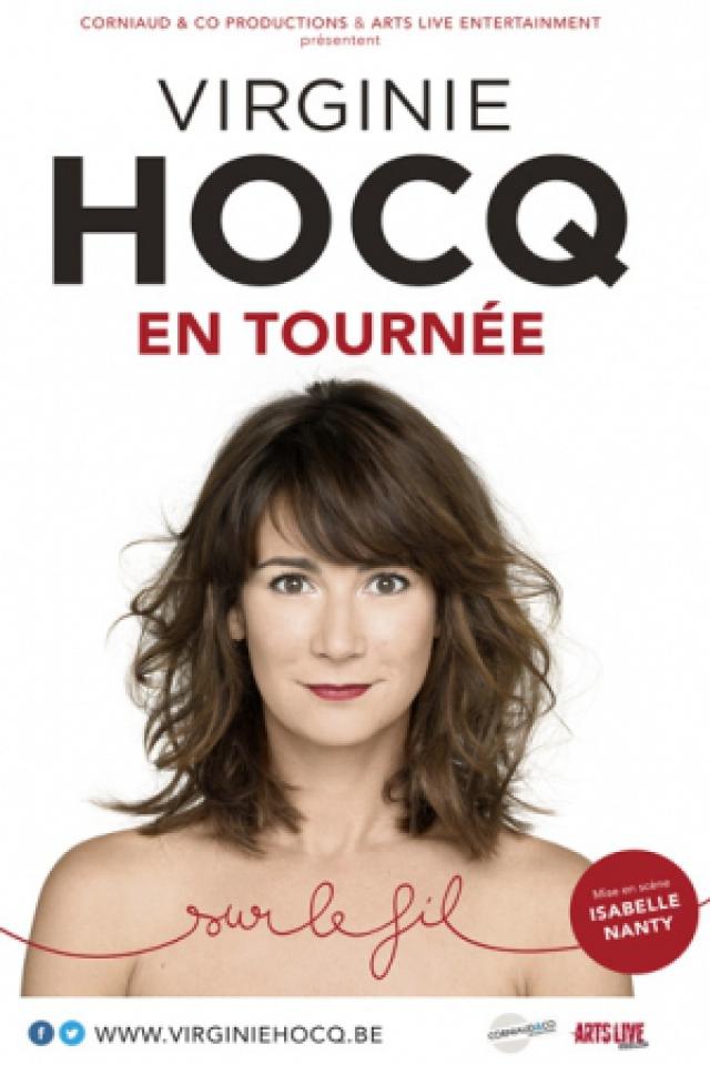VIRGINIE HOCQ @ Casino d'Arras - Grand'scène - ARRAS