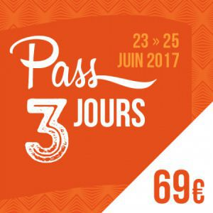 SOLIDAYS 2017 - PASS 3 JOURS 69 € @ Hippodrome de Longchamp - Paris