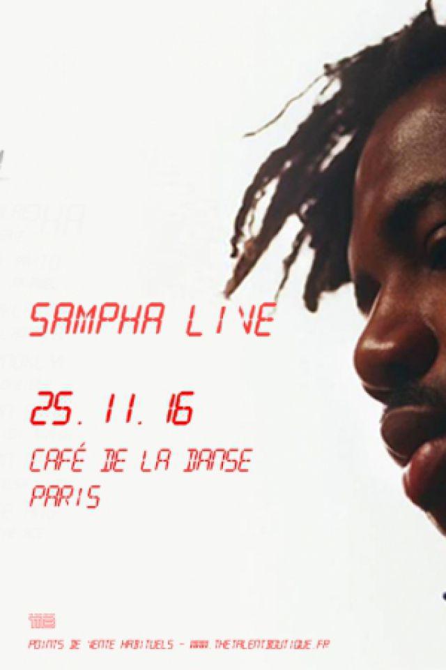 Concert SAMPHA