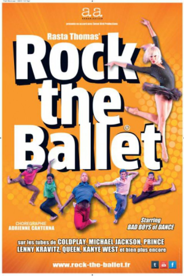 Billets ROCK THE BALLET - LE SILO